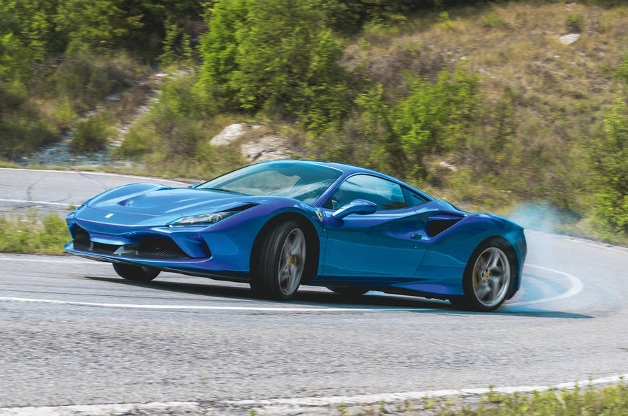Ferrari reveals the F8 series will be the last pure internal combustion mid-engined V8 line