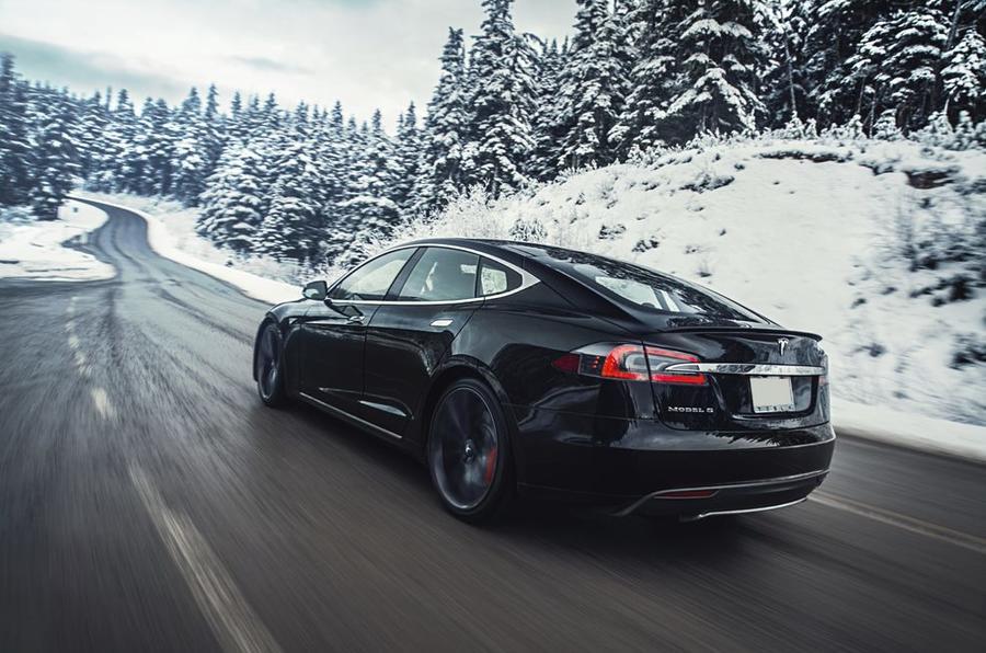 Tesla Model S Performance - top ten super saloons