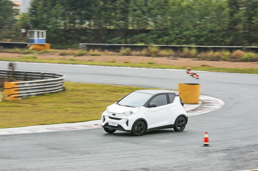 Best Car for China competition