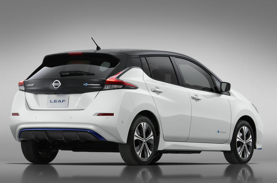 New Nissan Leaf e+ launched with extra power and range ...