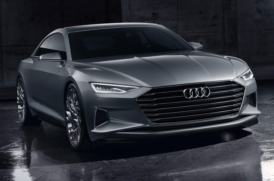 Design boss Marc Lichte is leading Audi in a bold new direction
