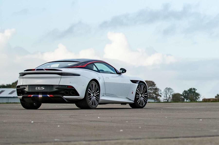 Aston Martin Dbs Superleggera Concorde Edition Set For Imminent Reveal Autocar