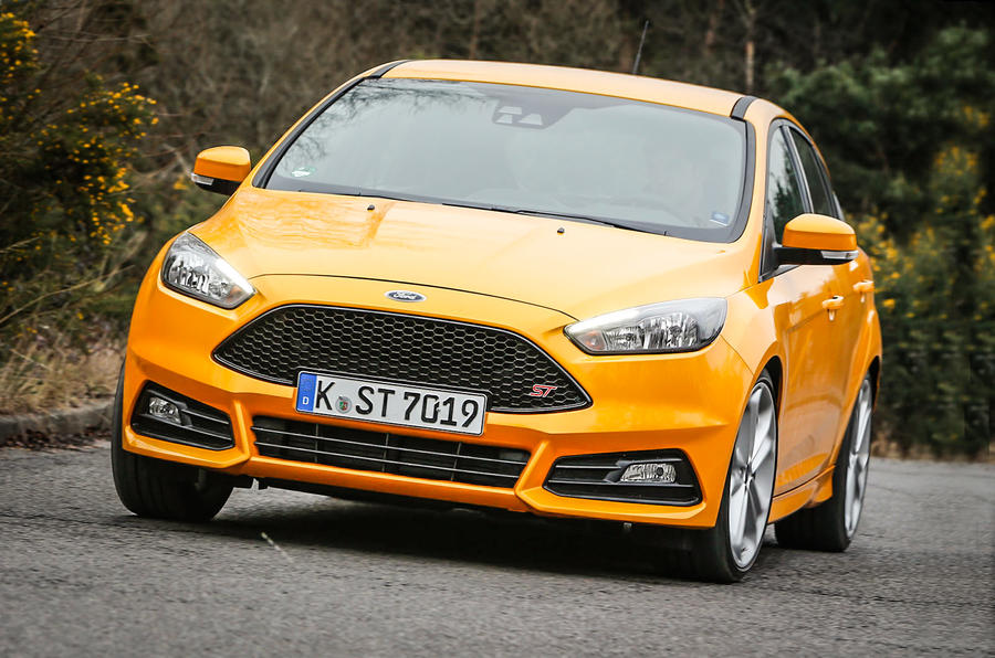 2015 ford focus st review review autocar. Black Bedroom Furniture Sets. Home Design Ideas