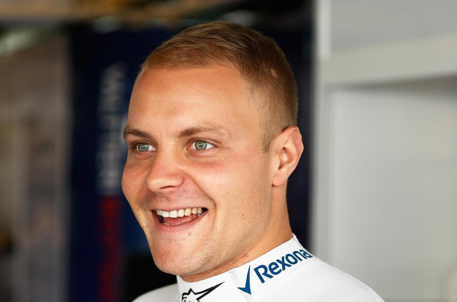 Mercedes-AMG F1 confirms Valtteri Bottas for 2017