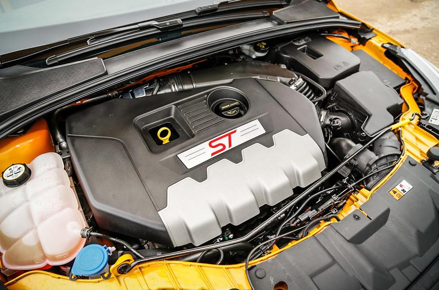 247bhp Ford Focus ST-3
