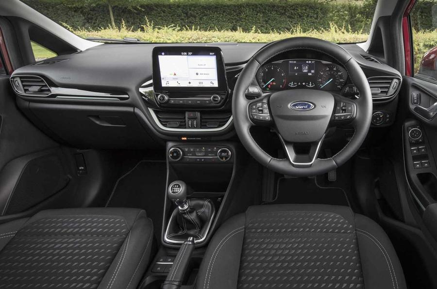 Ford Fiesta 1.1 Zetec 2017 review
