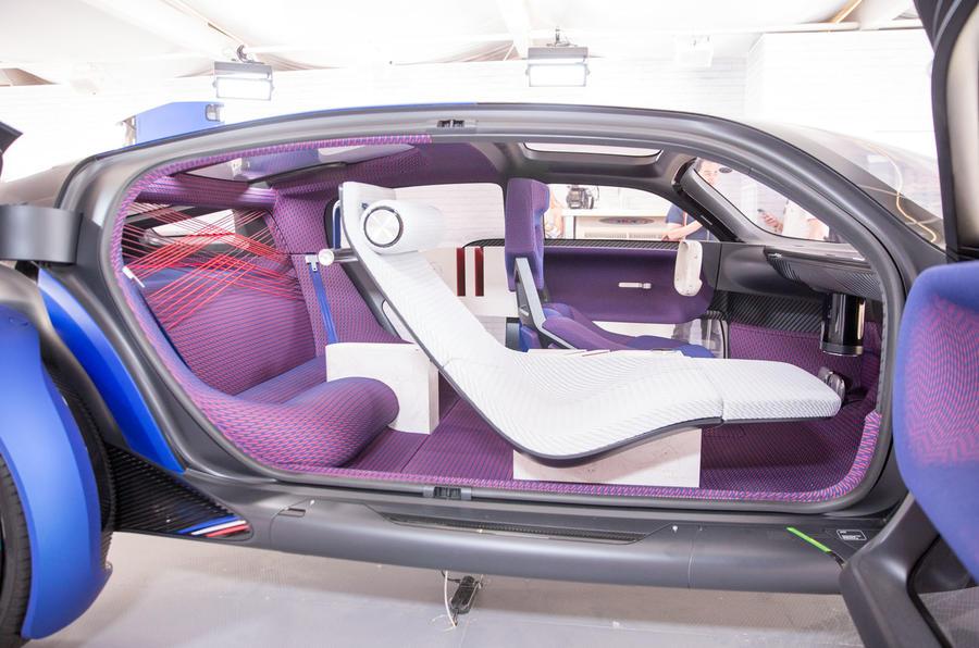 Citroen 19_19 concept at Goodwood 2019 - interior