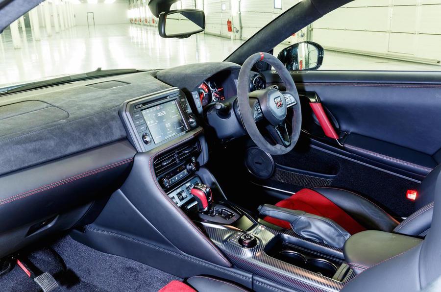 2017 Nissan Gt R Nismo Review Autocar