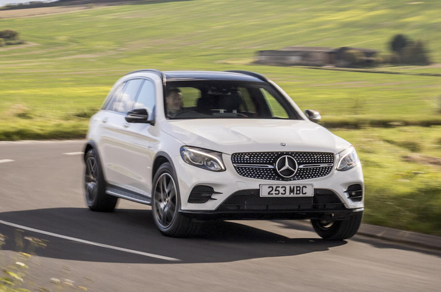 2016 mercedes amg glc 43 4matic review review autocar. Black Bedroom Furniture Sets. Home Design Ideas