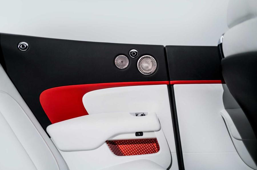 Rolls-Royce turns to fashion for new special edition Dawn