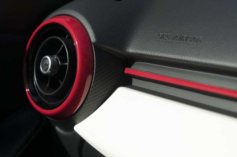 Mazda 2 Red Edition