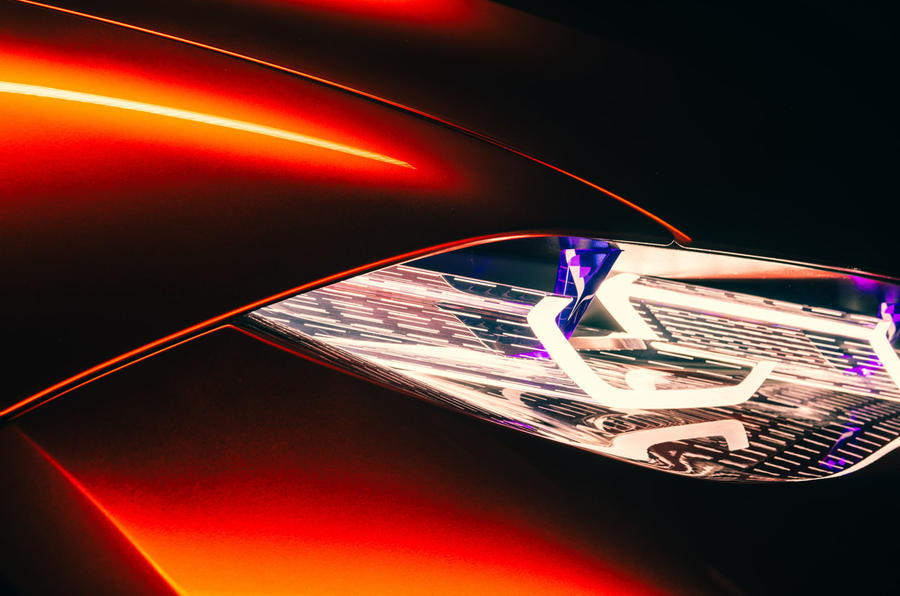 BMW Concept 4 Series Coupe - detail