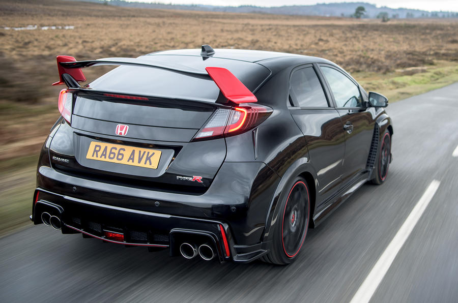 Honda Civic Type R Black Edition announced | Autocar