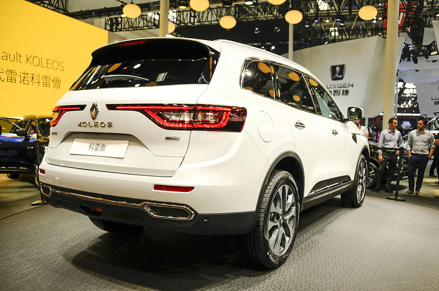Renault Koleos Uk Specs Confirmed As Order Books Open