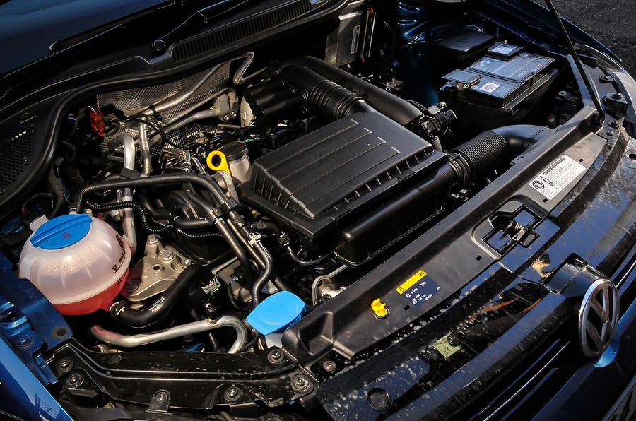 Dsc on Vw 1 2 Tsi Engine