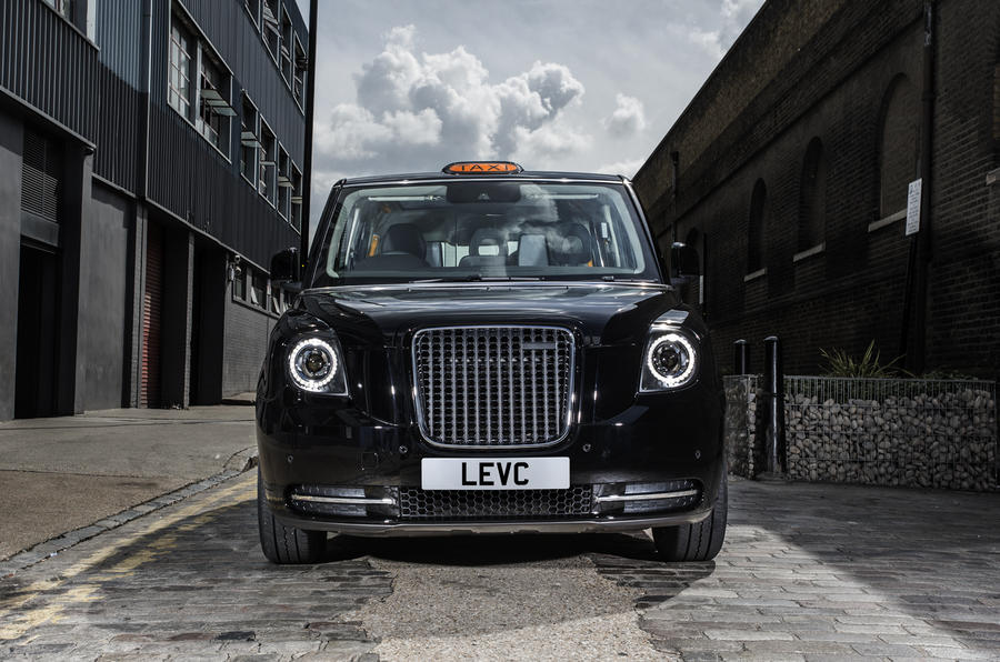 New Levc Tx Black Cab London Taxi Revealed With Zero