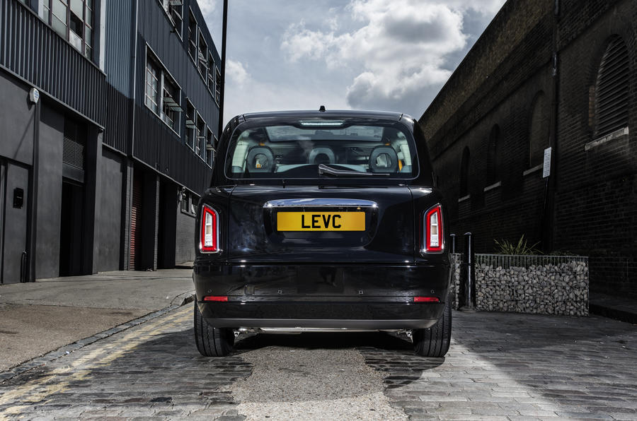 LEVC London Electric Vehicle Company