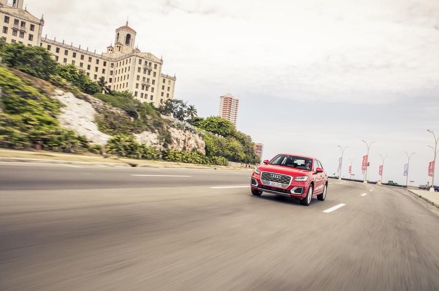 148bhp Audi Q2 1.4 TFSI 150 S tronic