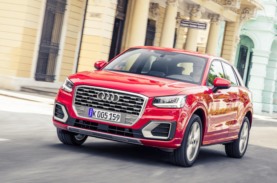 2016 audi q2 1 4 tfsi 150 s tronic review review autocar for Garage audi tours