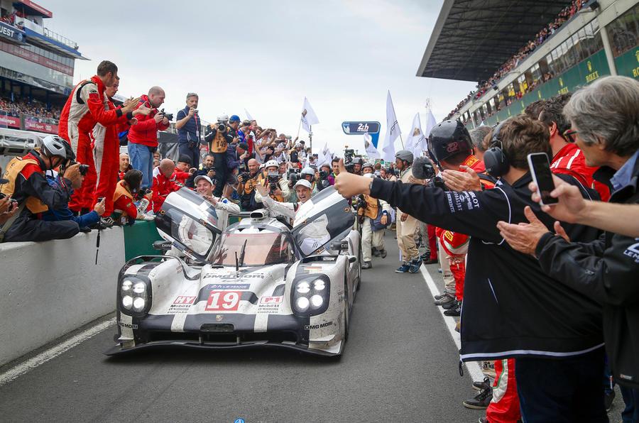 Porsche Win 2015 Le Mans 24 Hours Race Autocar