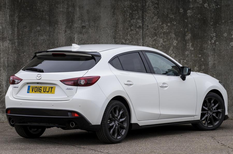 Mazda 3 Sport Black Revealed Autocar