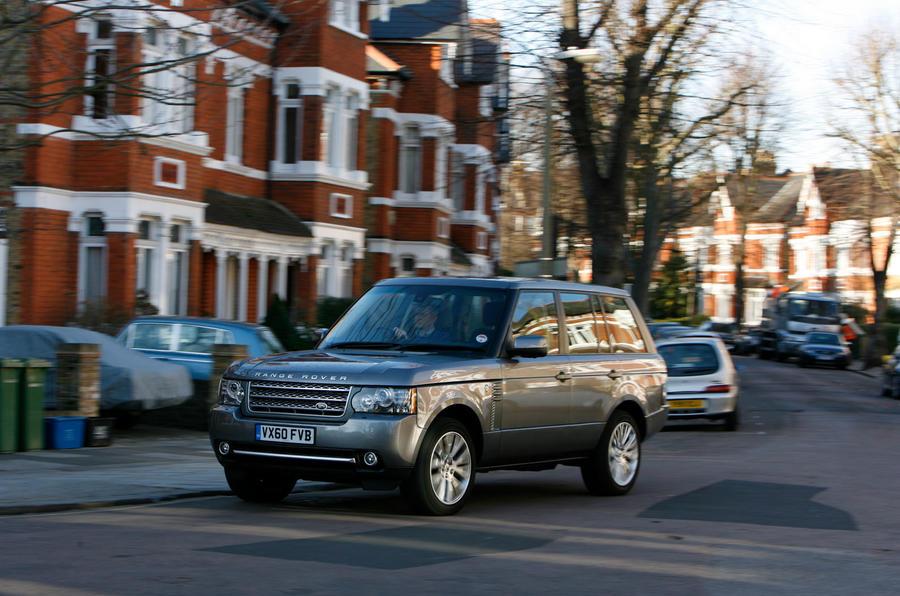 Land Rover Range Rover L322 Filtre à air