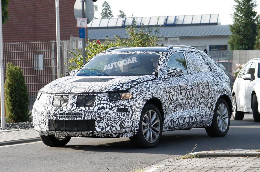 2018 volkswagen new models. Interesting Models 2018 Volkswagen TCross Intended Volkswagen New Models