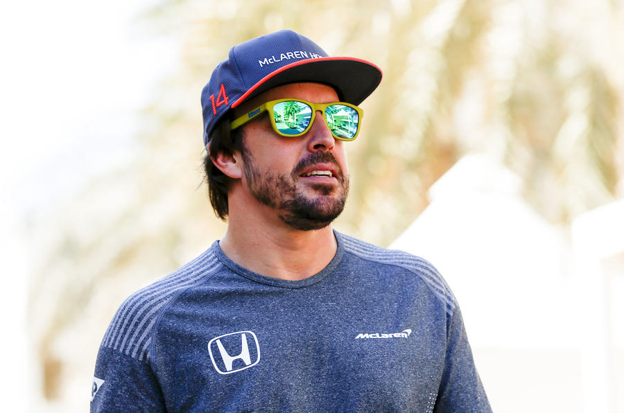 Fernando Alonso to race at 2018 Le Mans and some WEC rounds