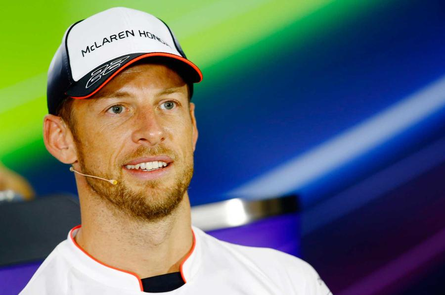 Jenson Button prepares for 'last race' in F1