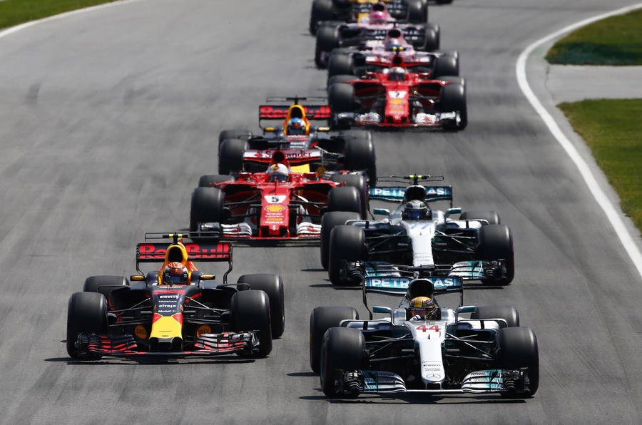 Motorsport wrap: Hamilton dominates Canadian GP