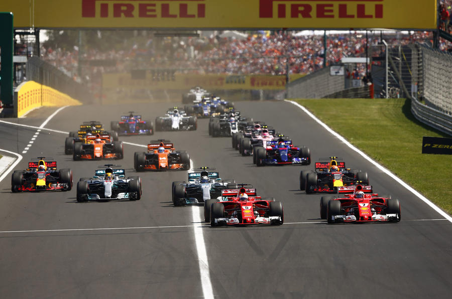 Motorsport wrap: Vettel fights through steering issue to win in Hungary
