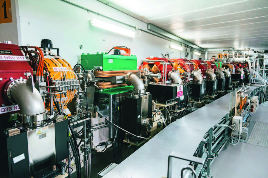 Ariel Atom goes to Diamond Light Source - machinery