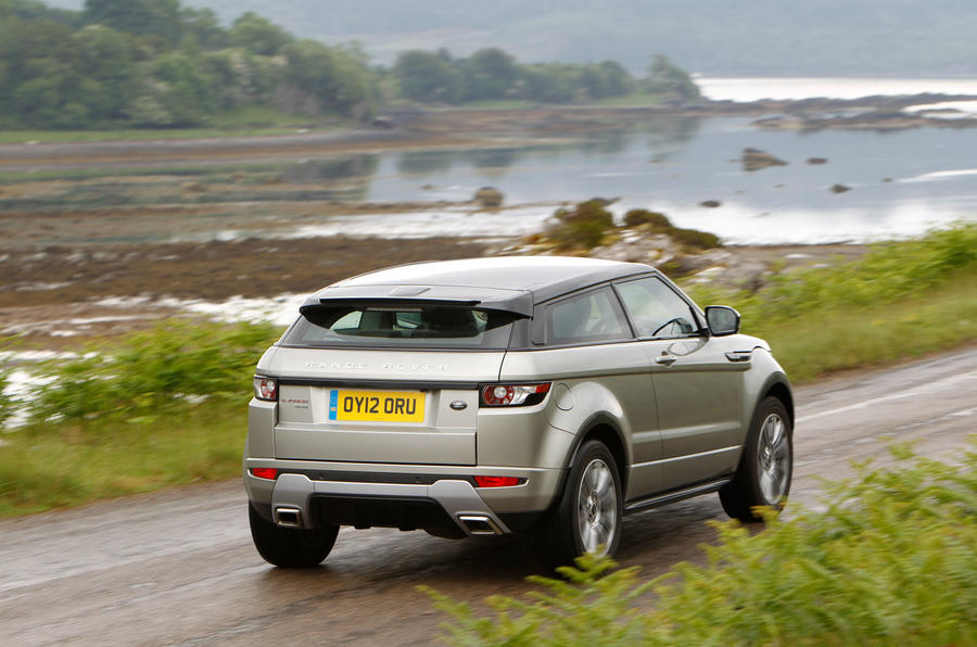 Used car buying guide: Range Rover Evoque | Autocar