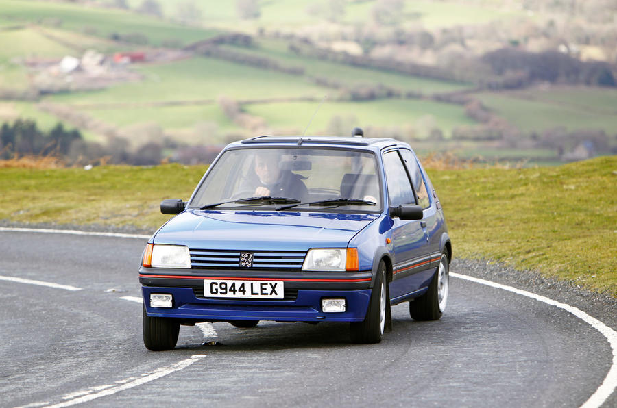 Used buying guide: Peugeot 205 GTi | Autocar