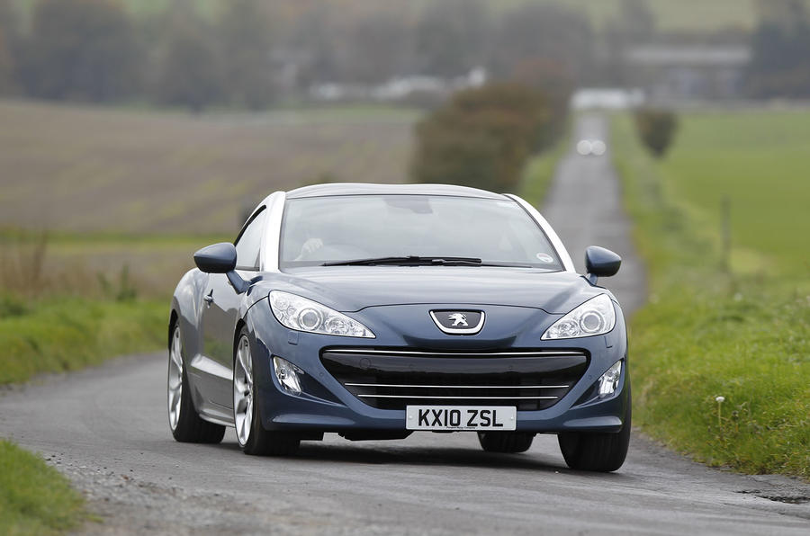 peugeot rcz used car buying guide autocar. Black Bedroom Furniture Sets. Home Design Ideas