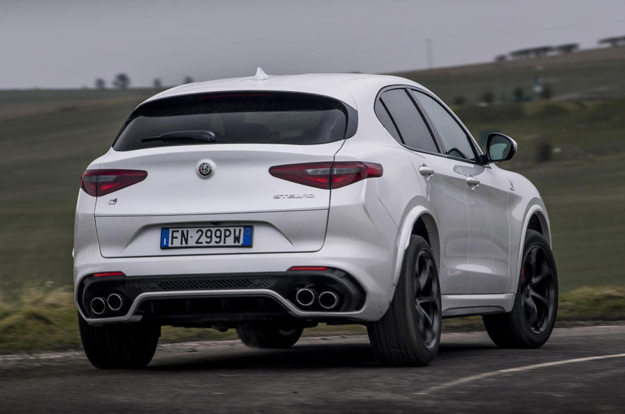 Alfa Romeo Stelvio Quadrifoglio to start at £69,500 in Britain