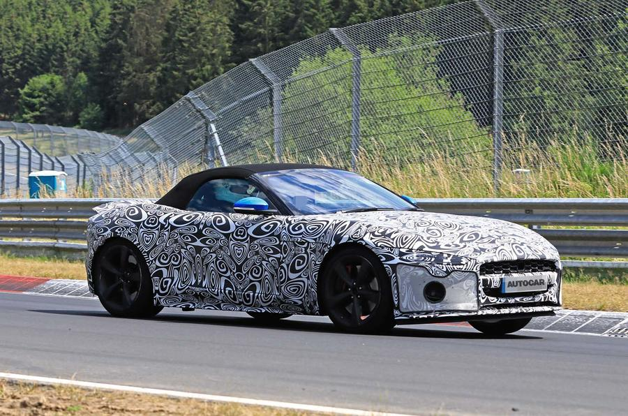 Facelifted 2020 Jaguar F Type To Be Revealed Today Autocar