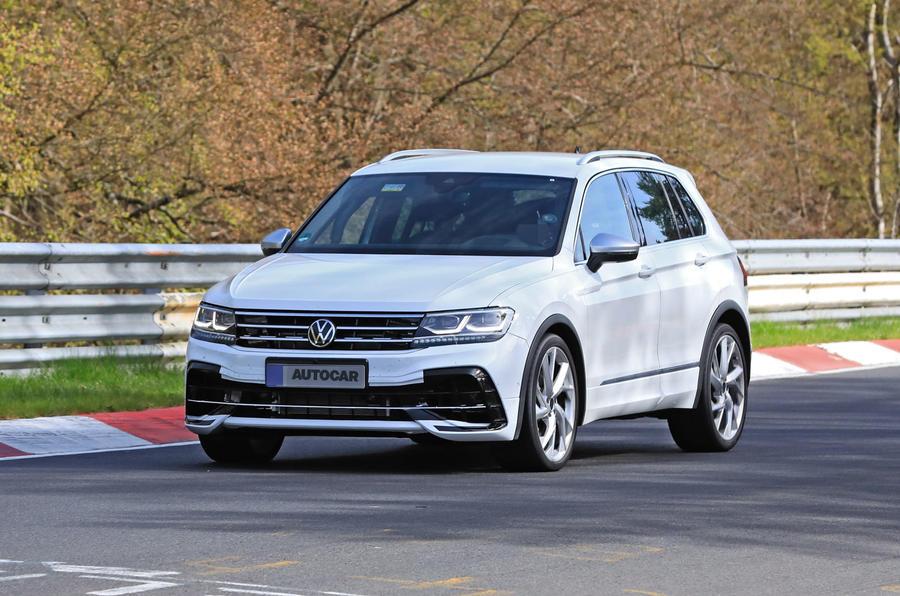 2020 - [Volkswagen] Tiguan II restylé  - Page 2 _sb11955