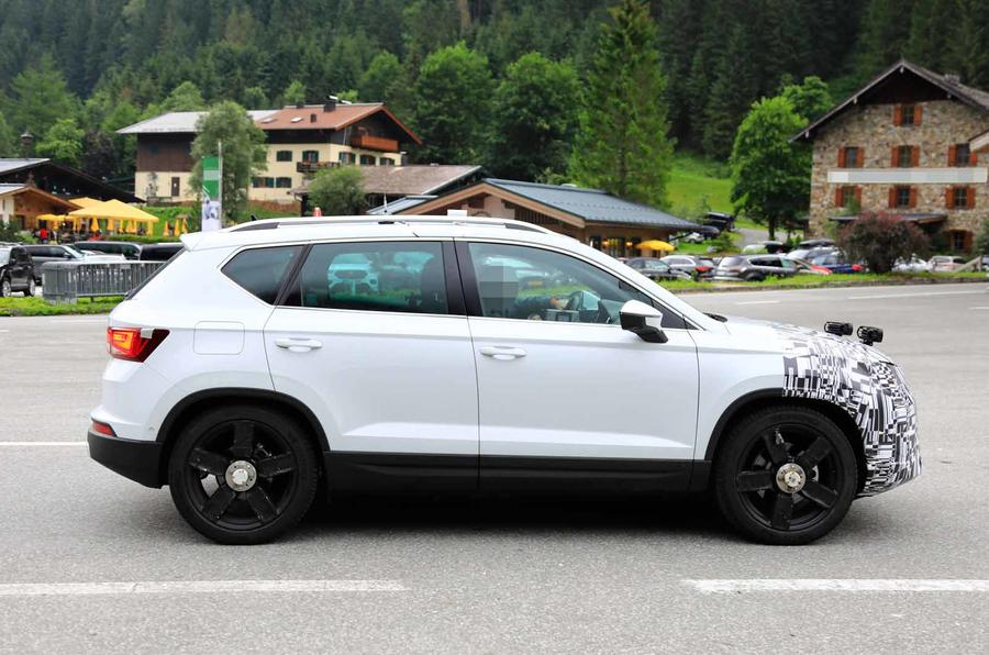 Disguised Seat Ateca