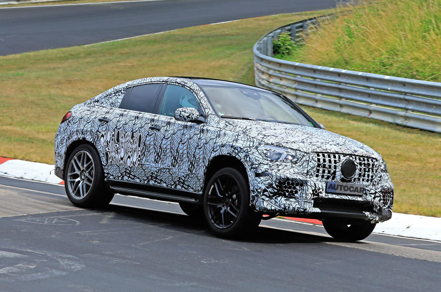 Amg Gle 63 >> Mercedes Amg Gle 63 Coupe Tests Ahead Of 2020 Launch Autocar