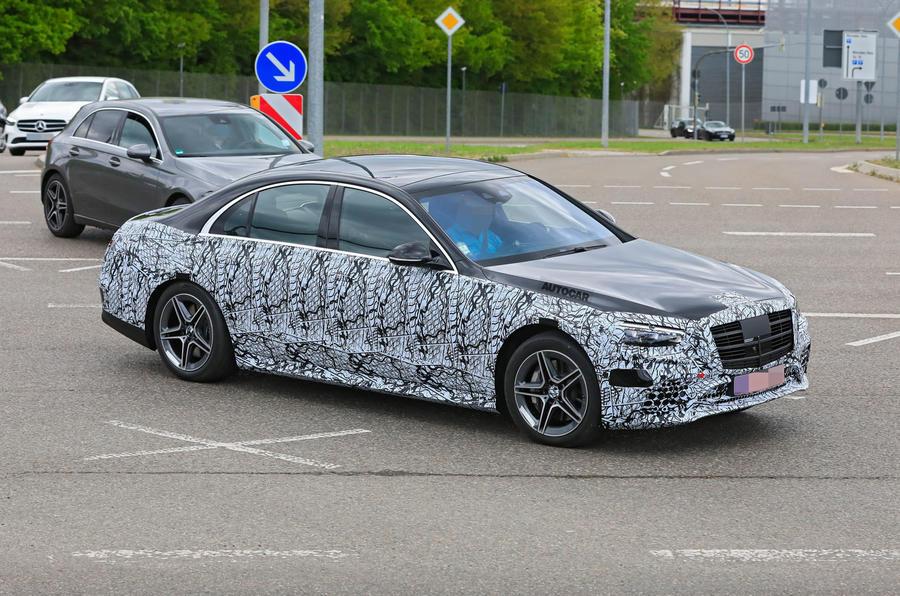 2020 - [Mercedes-Benz] Classe S - Page 8 _sb14103