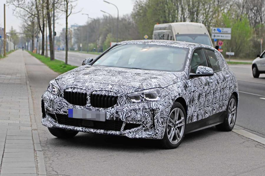 New 2019 Bmw 1 Series Latest Spyshots And Full Range Breakdown