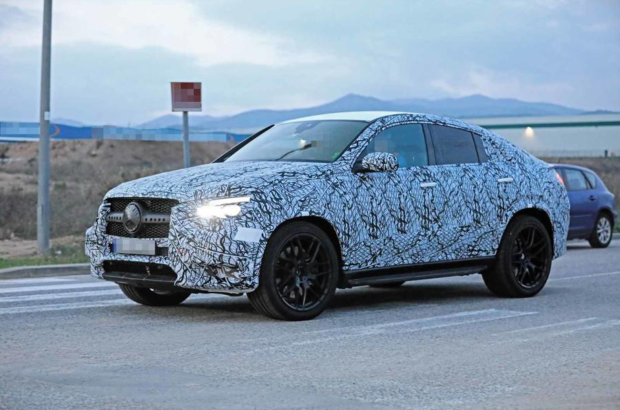 New Mercedes Amg Gle 53 Coupe To Get 429bhp Straight Six