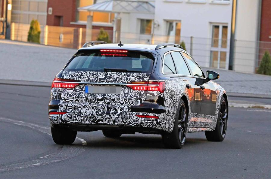 New Audi A6 Allroad Spied Ahead Of Imminent Launch Autocar