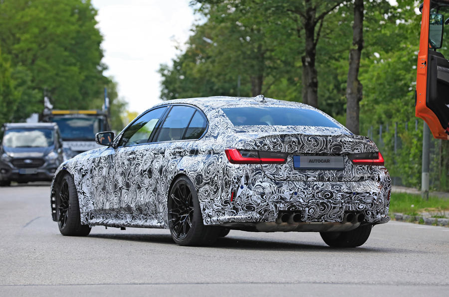 2020 BMW M3