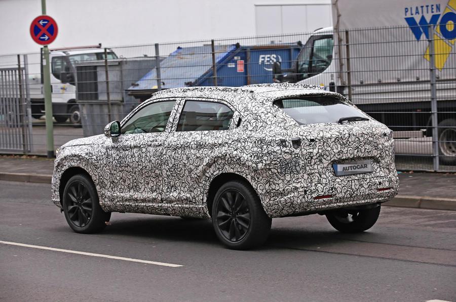 2022 Honda HR-V prototype