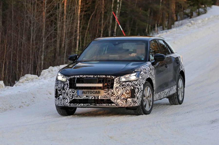 New 2021 Audi Q2: crossover to get design revamp | Autocar on New Get Design  id=20900