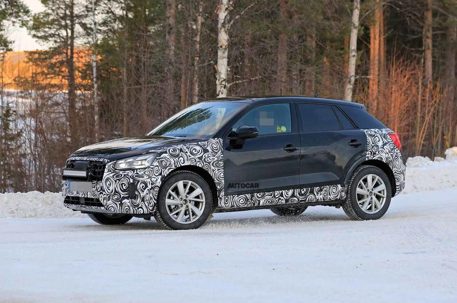 New 2021 Audi Q2: crossover to get design revamp | Autocar on New Get Design  id=27363