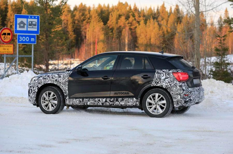 New 2021 Audi Q2: crossover to get design revamp | Autocar