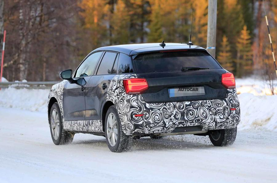 New 2021 Audi Q2: crossover to get design revamp | Autocar on New Get Design  id=55698